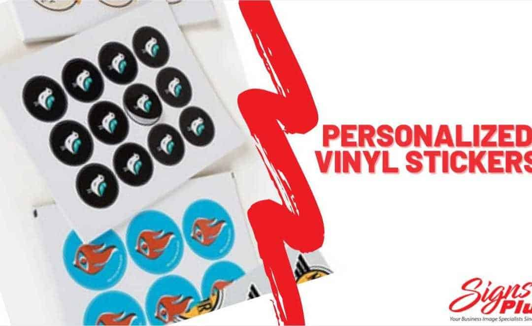 Buy Quality Personalized Vinyl Stickers