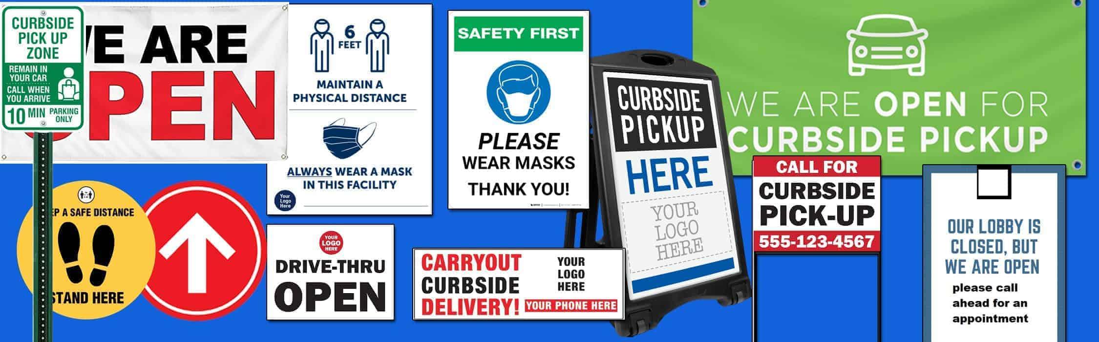 Signs Costa Mesa CA